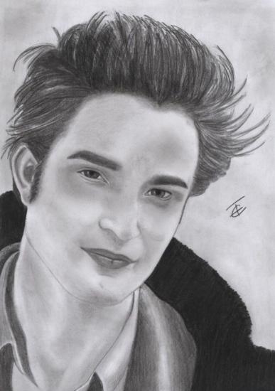 Robert Pattinson par efi131